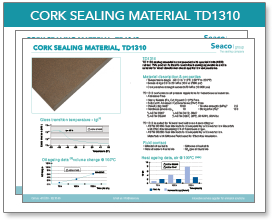 Cork Rubber Sheets And Gaskets