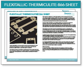FLEXITALLIC-THERMICULITE-866-SHEET