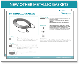NEW-OTHER-METALLIC-GASKETS